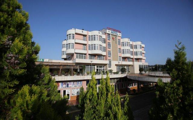 Отель Continental Албания, Kruje - отзывы, цены и фото номеров - забронировать отель Continental онлайн вид на фасад