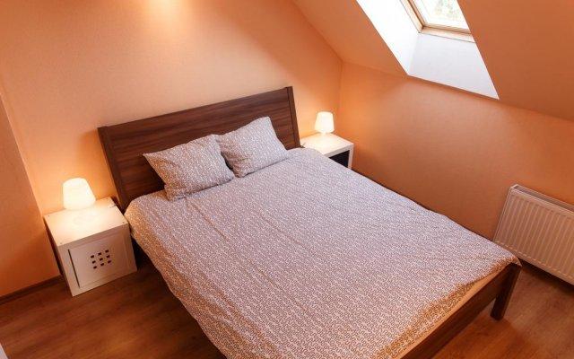 Апартаменты Vecbulduri Apartment Jurmala Юрмала комната для гостей