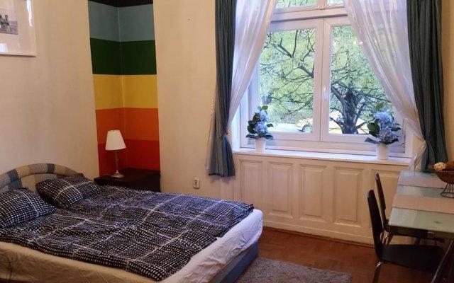 Апартаменты Buda Hills Apartments Будапешт комната для гостей