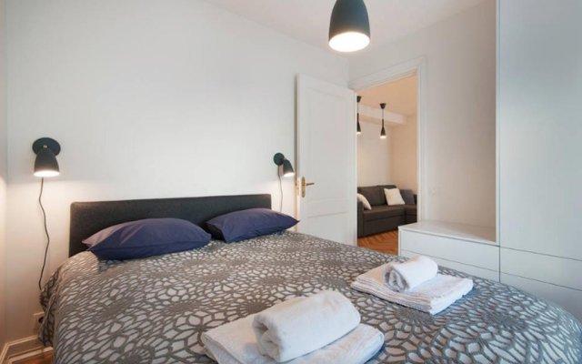 Отель Harju Street Apartment Эстония, Таллин - отзывы, цены и фото номеров - забронировать отель Harju Street Apartment онлайн комната для гостей