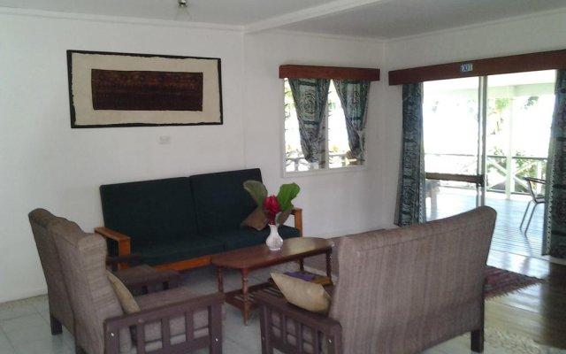 Отель Daku Resort Savusavu комната для гостей