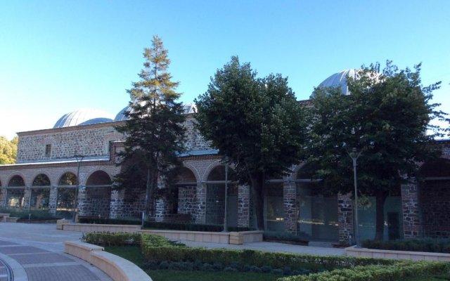 Отель Complex Ekaterina вид на фасад