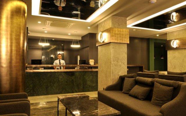 Oba Star Hotel & Spa - All Inclusive интерьер отеля