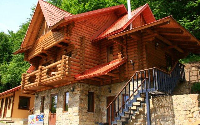Гостиница Ozero Vita вид на фасад
