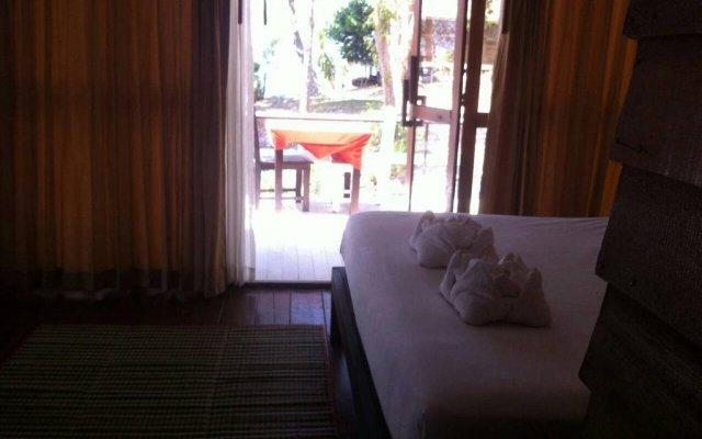 Отель Cape Cafe Bungalow Ланта комната для гостей