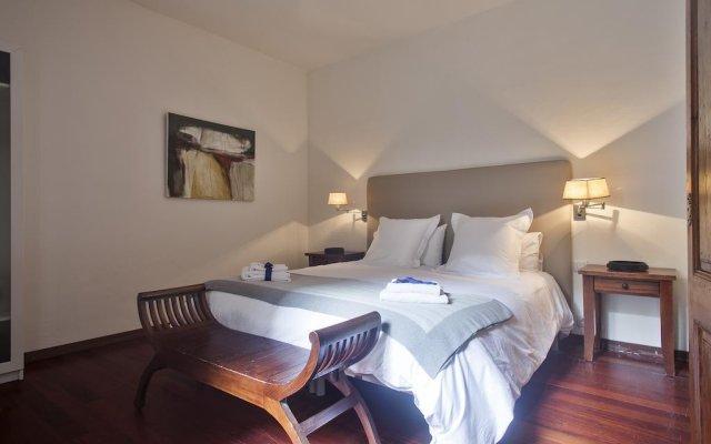 Апартаменты Habitat Apartments Ferran Барселона комната для гостей