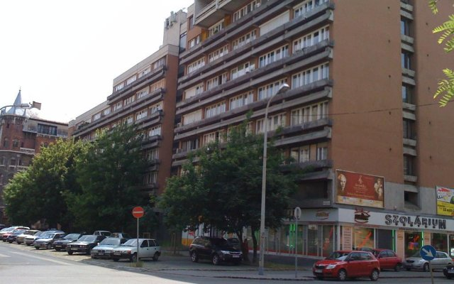 Отель Budapest Flat Rent парковка