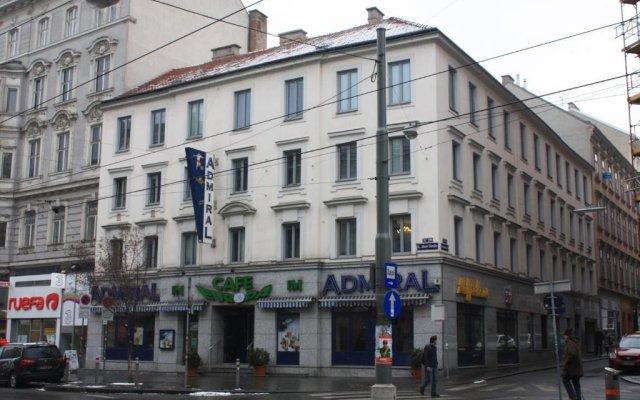 Отель Appartments in der Josefstadt вид на фасад