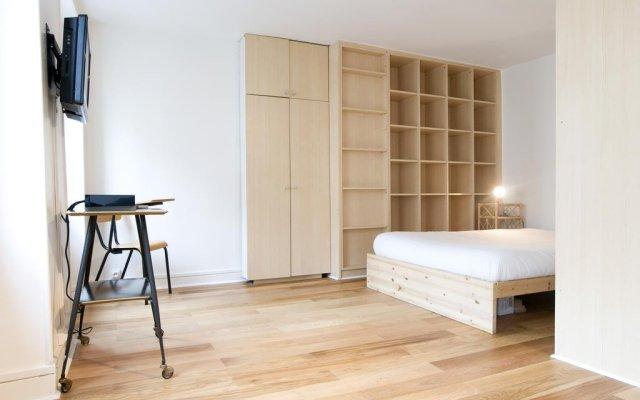 Отель Apart Inn Paris - Cambronne Франция, Париж - отзывы, цены и фото номеров - забронировать отель Apart Inn Paris - Cambronne онлайн комната для гостей