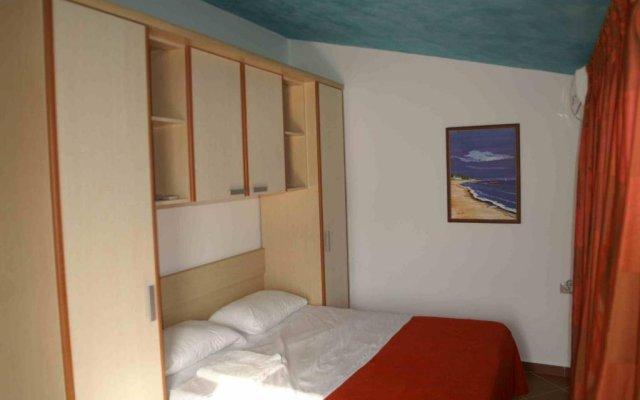 Отель Globus Албания, Саранда - отзывы, цены и фото номеров - забронировать отель Globus онлайн комната для гостей
