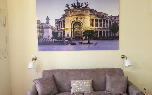 Отель Casetta in Centro Guascone Италия, Палермо - отзывы, цены и фото номеров - забронировать отель Casetta in Centro Guascone онлайн комната для гостей