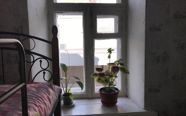 Гостиница Hostels Paveletskaya вид на фасад