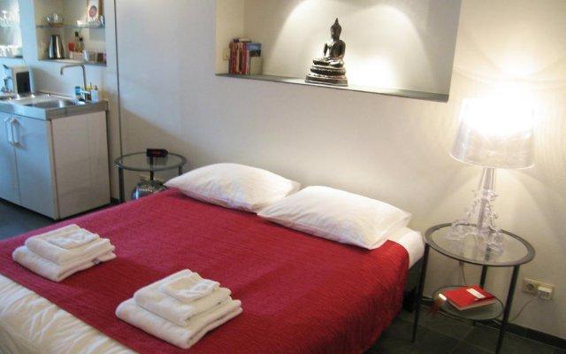 Апартаменты Amsterdam Canal Guest Apartment комната для гостей