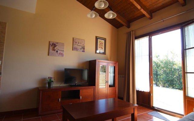 Отель Apartamentos Rurales Senda Costera комната для гостей
