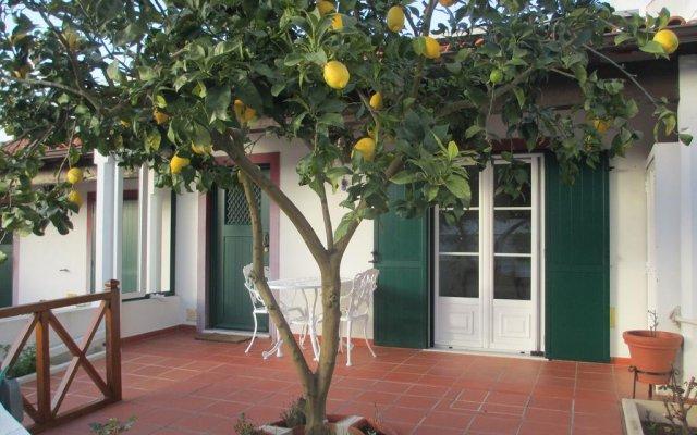 Отель Casa Do Limoeiro вид на фасад