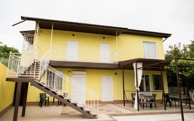 Гостиница Albertino Guest House вид на фасад