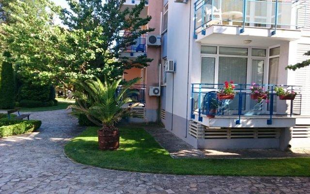 Отель Complex Elit 1 Болгария, Солнечный берег - отзывы, цены и фото номеров - забронировать отель Complex Elit 1 онлайн вид на фасад