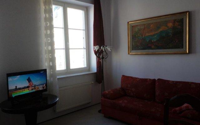 Отель Kamienica Zacisze Гданьск комната для гостей