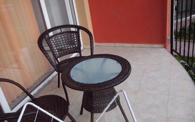 Отель Garry Sunny View Солнечный берег балкон