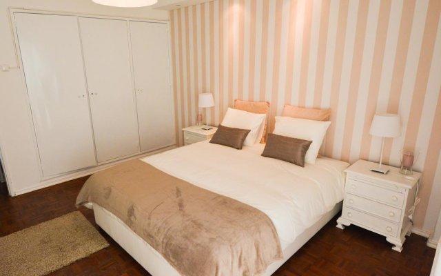 Отель 4U Lisbon Guest House комната для гостей