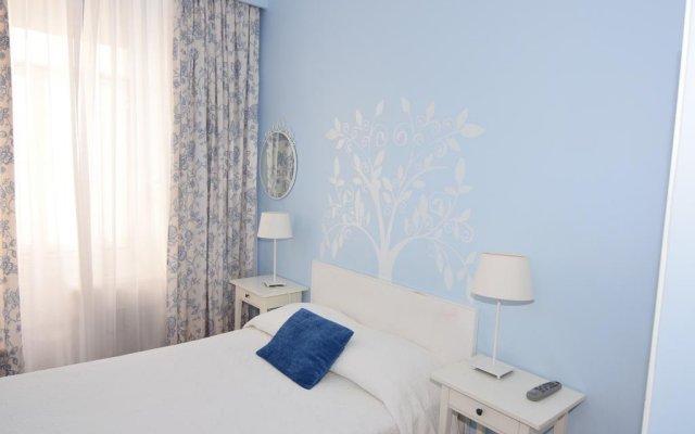 Отель Pensão Flor da Baixa комната для гостей