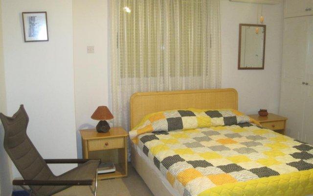 Отель Polyxenia Isaak Annex Apartment Кипр, Протарас - отзывы, цены и фото номеров - забронировать отель Polyxenia Isaak Annex Apartment онлайн комната для гостей