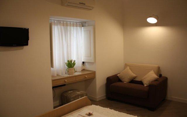 Отель Vicolo 400 Сиракуза комната для гостей