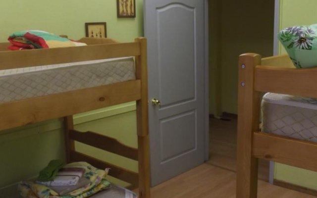 Nomad Hostel комната для гостей