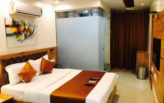 Hotel Grandeur Mumbai комната для гостей