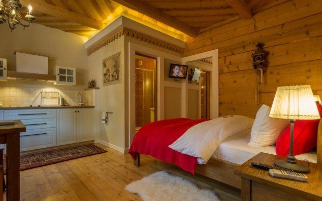 Отель Rezydencja Bambi Закопане комната для гостей