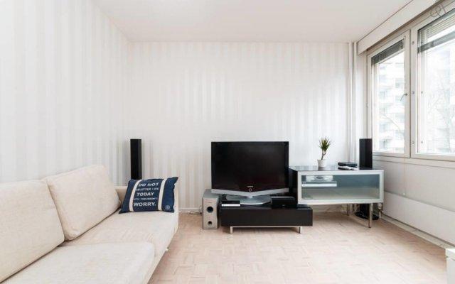 Апартаменты Helsinki downtown apartments комната для гостей