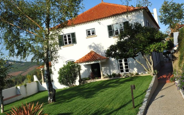 Отель Quinta da Palmeira - Country House Retreat & Spa вид на фасад
