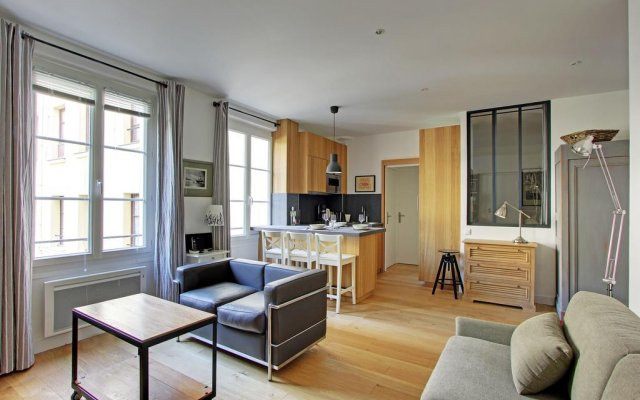 Отель Parisian Home Censier Daubenton комната для гостей