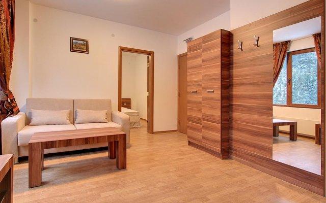 Отель ApartHotel Vanaleks Болгария, Чепеларе - отзывы, цены и фото номеров - забронировать отель ApartHotel Vanaleks онлайн комната для гостей
