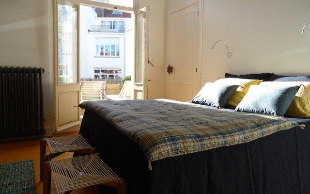 Отель Maison Flagey Brussels комната для гостей