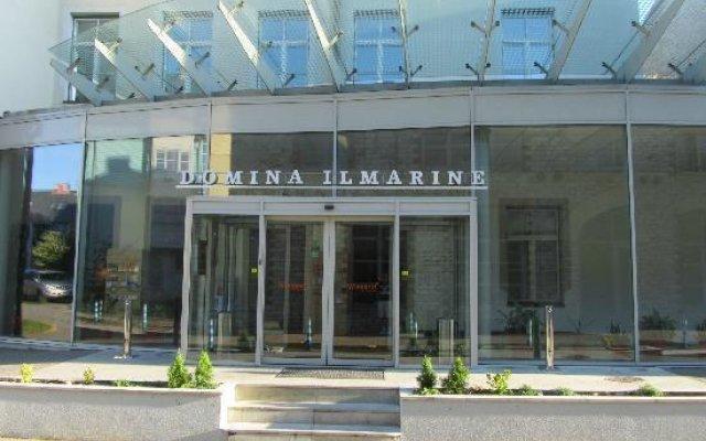 Отель Yoga Residence Illmarine вид на фасад