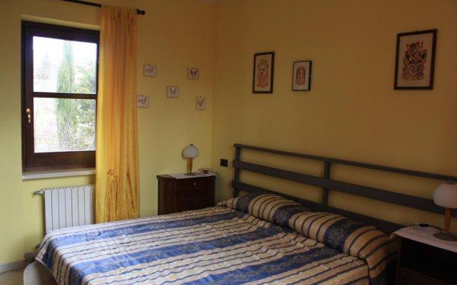 Отель L'Acero Campestre Читтадукале комната для гостей