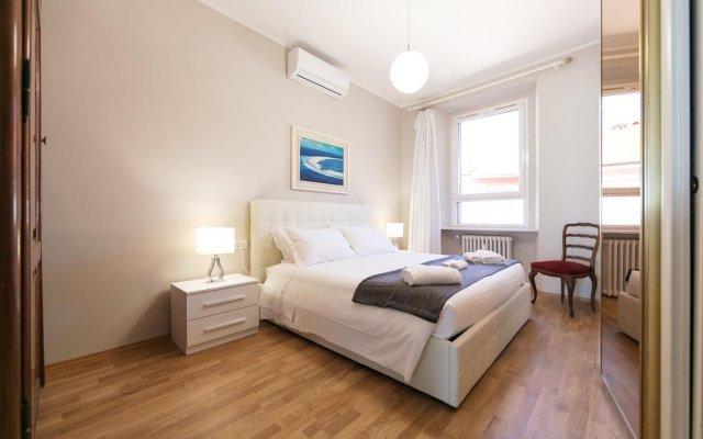 Апартаменты Heart Milan Apartments комната для гостей