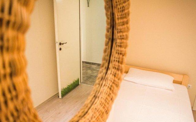 Апартаменты Beach Residence Apartment комната для гостей