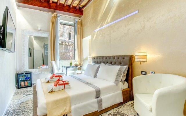 Отель Hub Pantheon Италия, Рим - отзывы, цены и фото номеров - забронировать отель Hub Pantheon онлайн комната для гостей