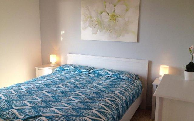 Отель Casa Vacanze Salerno Понтеканьяно комната для гостей