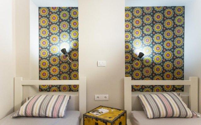 Hostel Bongo комната для гостей