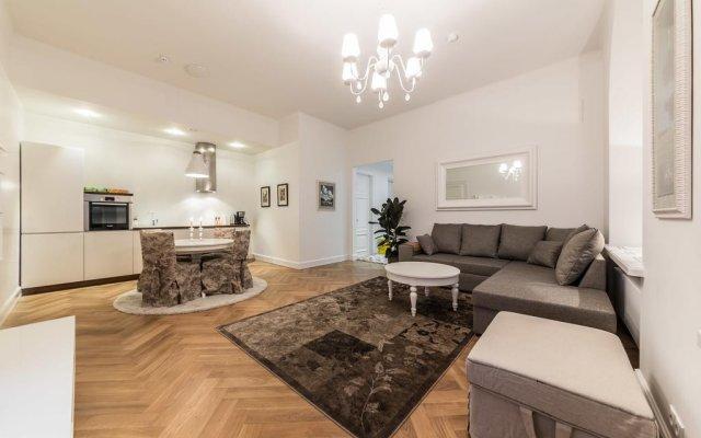 Апартаменты Old Town Apartment Pagari 1 Таллин комната для гостей