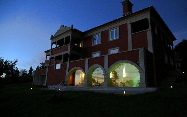 Отель Quinta do Medronhal вид на фасад