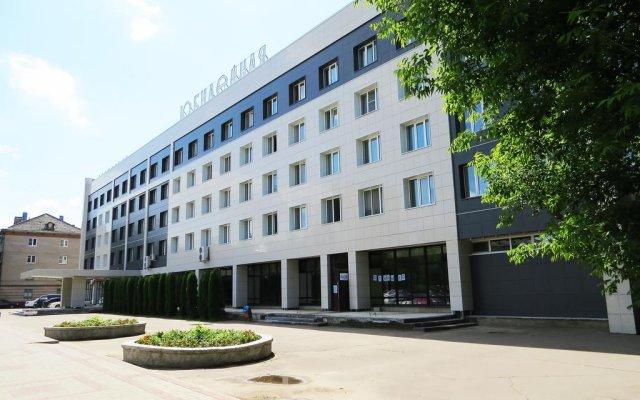 Гостиница Юбилейная в Обнинске - забронировать гостиницу Юбилейная, цены и фото номеров Обнинск вид на фасад