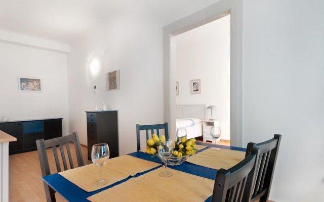 Апартаменты Ostrovní Apartment Прага комната для гостей