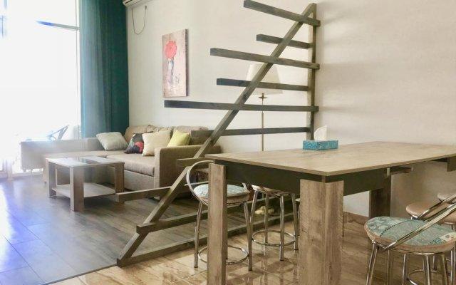 Апартаменты Apartments Deluxe Сочи комната для гостей