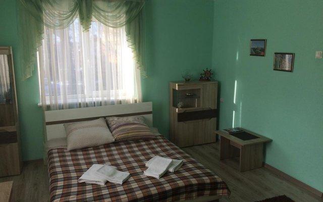 Отель Na Kashtanovoi Allee Калининград комната для гостей