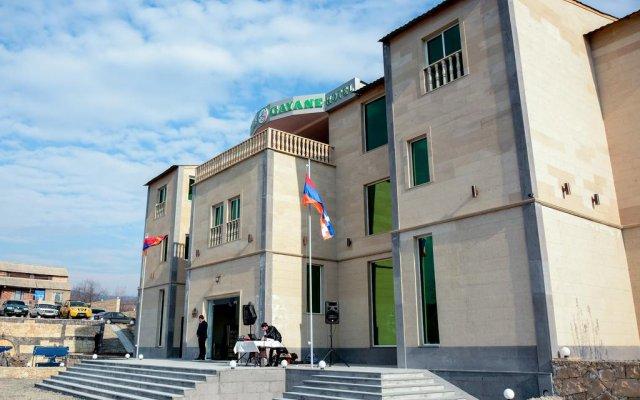 Отель Гаяне вид на фасад
