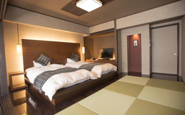 Отель Kinunokeikoku Hekiryu Никко комната для гостей